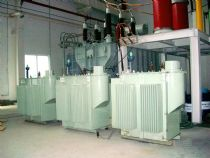 Compensation reactor for Shandong electric power equipment Co