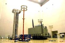 4000kV 600kJ Impulse Voltage Test System for Baoding Tianwei Group