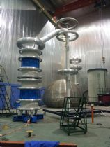 500kV 0.5A AC RESONANT REACTOR for KVTEK Power System (India)