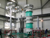 800kV 4A Resonant Test System for Shenyang Guhe Cables