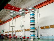 1000kV 6000kVA AC Resonant Test System for Mitsubishi Electric