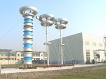 3000 kVA 1000kV AC Resonant Test System for Shanghai Zongfa E Power Ehv Equipment Co