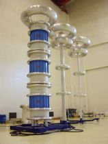 7200kVA 1200kV AC Resonant System for Tianwei Baobian (Qinhuangdao) Transformer Co., Ltd