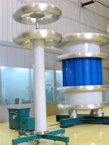 AC resonant  reactor for CETSDEC