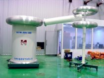 300kV 1A AC test transformer for Suzhou  EPRI