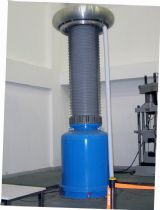 500kV Gas insulation test transformer