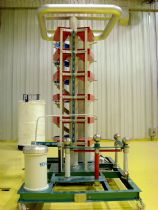 900kV Impulse Voltage Test System for Jiangsu Electric Power Co., Ltd