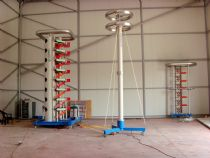 1200kV 80kJ Impulse Voltage Test System for EUROPOWER ENERGY CO