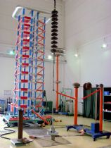 1800kV 180kJ Impulse Voltage Test System for NGK Insulators Tangshan Co., Ltd.