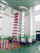 1800kV 180KJ IVG for Zhejiang Switches Co. Ltd