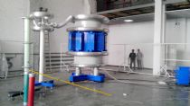 250kV 1500kVA Resonant Test System for OMACS LLC in Russia