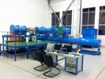 350kVA 350kV AC Test System for BRUUG CABLE
