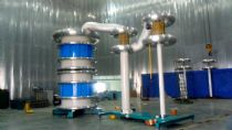 400kV 20A Resonant Test System for Zhejiang Wanma Cable Co