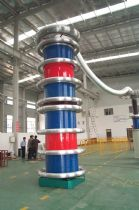 500kVA 500kV AC Resonant Test System for Wuhan High Voltage Research Institute