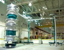 600kV 1A Series Resonant Test System exported to USA Pennsylvania Breakers