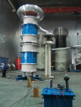 600kV 5A AC RESONANT REACTOR for KVTEK Power System (India)