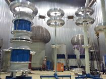600kV AC resonant test system for JIANGSU SHANGSHANG CABLE GROUP