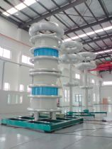 700kV 2800kVA AC Resonant Test System for Wuxi Hengchi Electric Co