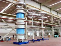750kV 750kVA AC resonant test system for CHINA XD GROUP