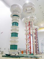 2000kV 10A AC Resonant Test System for State Grid Corporation of China