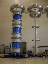 7200kVA 1200kV AC Resonant System for Tianwei Baobian (Qinhuangdao) Transformer Co