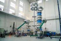 7200kVA 1200KV AC Resonant Test System for National Center for Quality Supervision & Test of Electric Wire & Cable