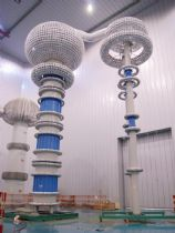 9600kVA 1600kV AC Resonant Test System for Jiangsu Zhongxin Chuangyuan High Voltage Electric Co