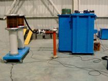 AC resonant test system