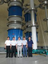 AC resonant test system for Hebei New Baofeng Wire & Cable Co