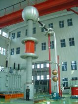YDQC-200-800kV Gas-insulated AC test system