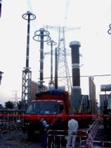 1000kV Standard voltage Transformer (vehicular type)