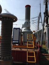 Calibration system for 500kV CVT 1